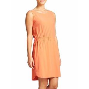 Athleta Women's Orange Astra Dress Size 6
